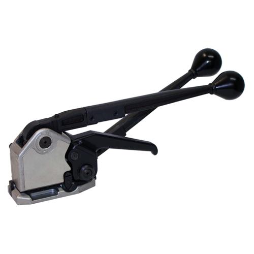美国teknika 免扣钢带打包机MUL-16   电动打包机 手提式电动打包机