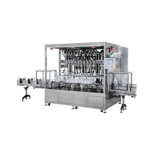 蛋白饮料自动定量灌装机酵素保健饮品包装机液体水平给袋式包装机
