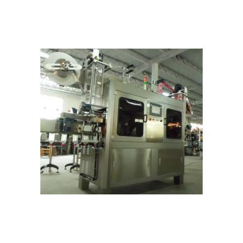 全自动套标机 桶装水桶口标签套标机 半自动蒸汽收缩套标机