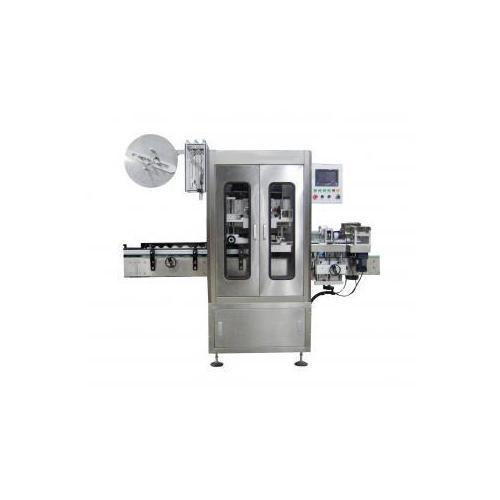 全自动套标机 全自动套标热收缩一体机 全自动饮料标签收缩机
