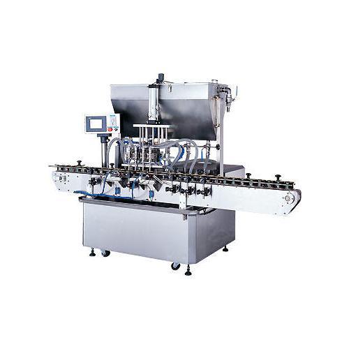消毒液灌装机 全自动凝胶喷雾碘酒罐装产线 新款灌装机