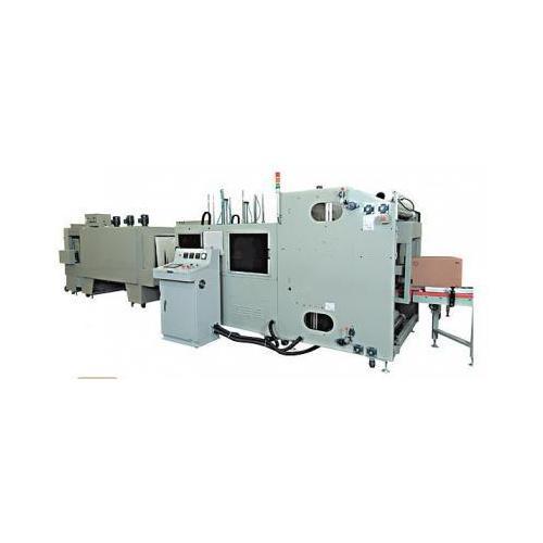 全自动L型封切热收缩包装机 包装盒塑封机 全自动热收缩机 套膜机