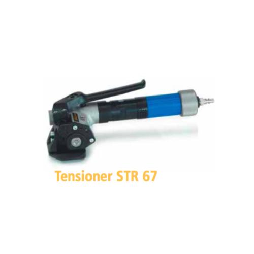瑞士STRAPEX气动钢带拉紧器STR67    气动纤维带拉紧器   编织捆包带拉紧器