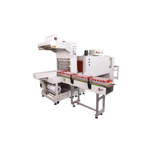 热塑膜封切机 L型全自动热收缩包装机 五金电料包装设备