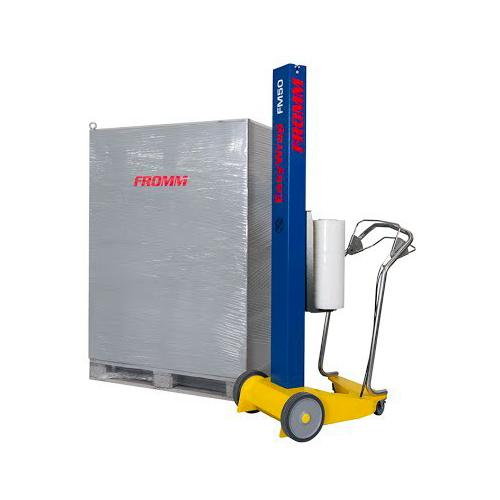 意大利FROMM缠绕机维修   FROMM自走式裹包机   FROMM全自动托盘裹膜机