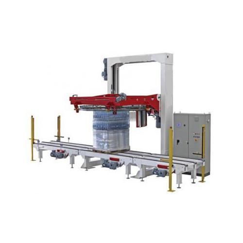 预拉型缠绕机缠膜机 纸箱自动缠绕膜机 栈板缠绕膜缠绕包装机