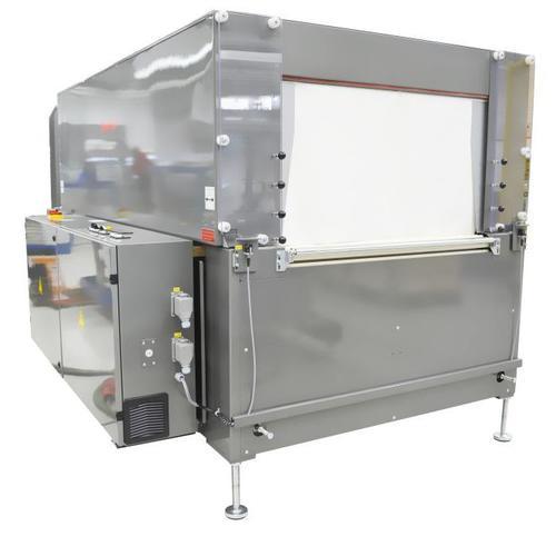 全自动热收缩包装    自动套袋封切包装机   矿泉水收缩膜包装机