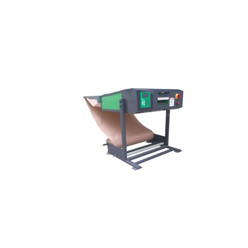 牛皮纸缓冲机 缓冲纸垫机 牛皮纸垫设备 缓冲纸卷机