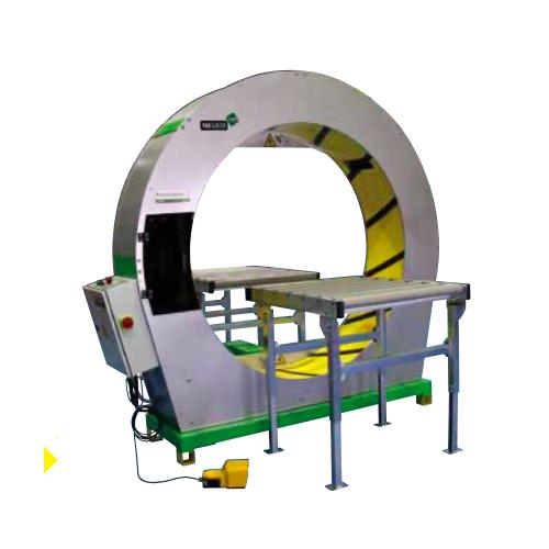 PLASTICBAND水平缠绕机NELEO 160  全自动拉伸缠绕机   压顶缠绕机