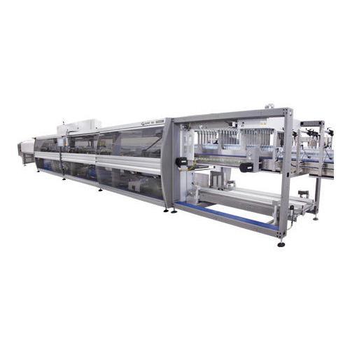 二合一收缩包装机   矿泉水收缩膜包装机  意大利SMI封切收缩包装机维修