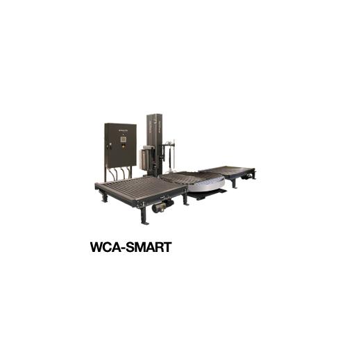 WULFTEC在线缠绕机WCA-SMART   WULFTEC 高速环式缠绕机     WULFTEC预拉型缠绕包装