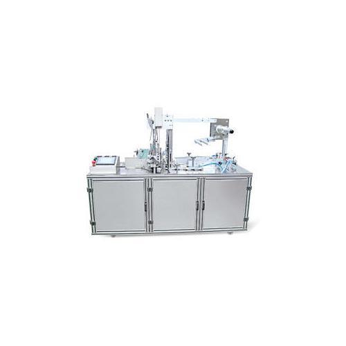 三维包装机 全自动BOPP透明膜包装机 烟盒包装机