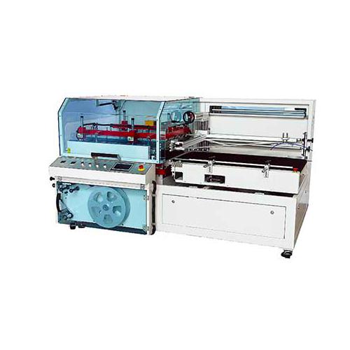 L型封切机   矿泉水收缩膜包装机   E-SHRINK全自动热收缩包装