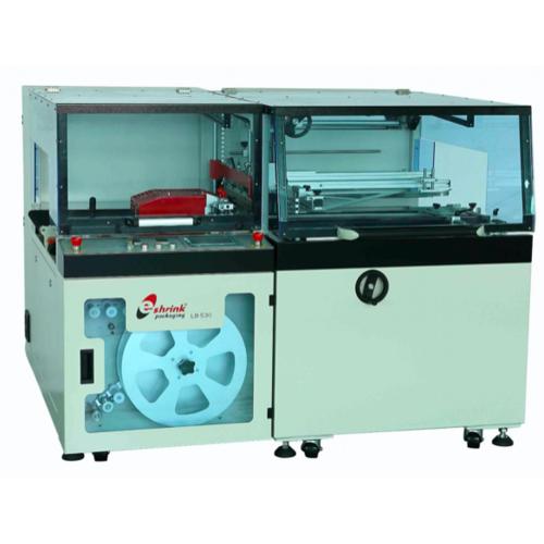 高速封切收缩包装   二合一收缩包装机    矿泉水收缩膜包装机