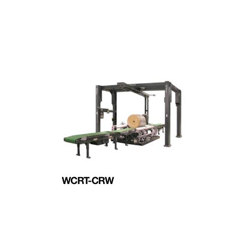 WULFTEC悬臂缠绕机WCRT-CRW   美国WULFTEC全自动拉伸缠绕机   WULFTEC 叉车式缠绕机维修