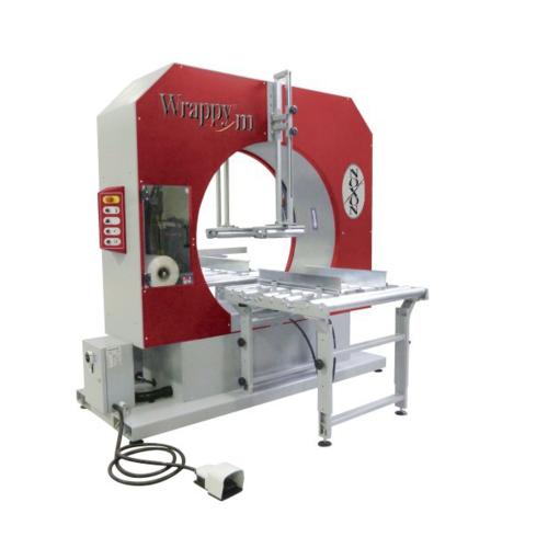 水平缠绕机Wrappy M12   专业缠绕机生产销售   托盘缠绕机
