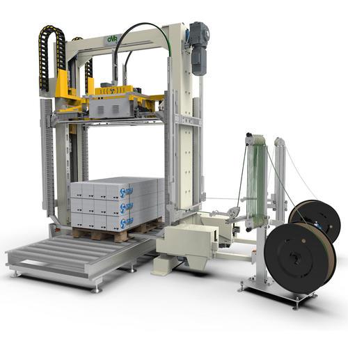 TOSA打包机维修     厂家直销TOSA全自动打包机     全自动小型卧式打包机