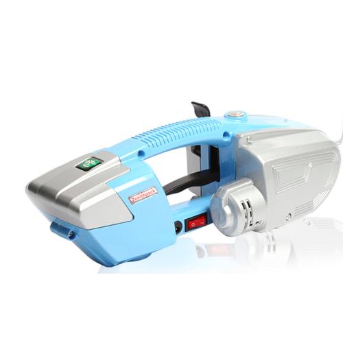 储电式半自动免扣便携塑钢带热熔捆扎机 PET电动打包机