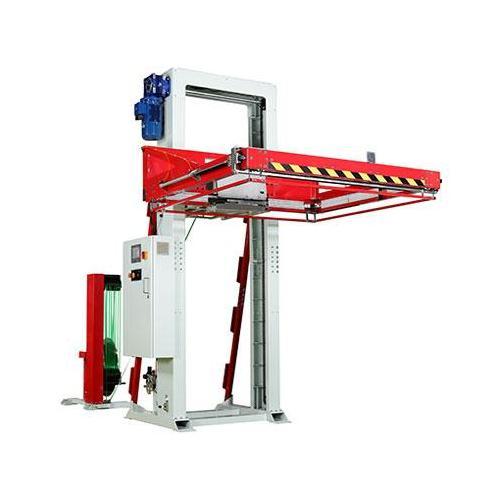 半自动高速电商纸箱捆扎机 低台打包机      手动铁皮打包机
