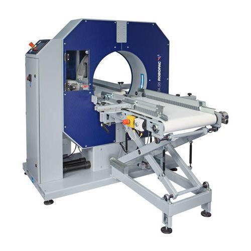 ROBOPAC 水平缠绕机COMPACTA SPG   ROBOPAC 高速环式缠绕机   罗宝莫在线覆顶式缠绕机