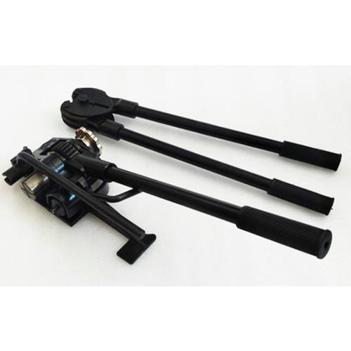 铁皮打包机 卧式重型手动铁皮打包机 加重钢带手动打包