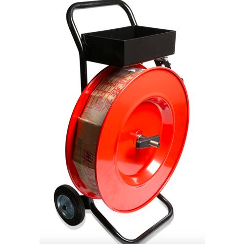 PET塑钢带盘车 pet打包带打包机 优质pet塑钢带带盘车