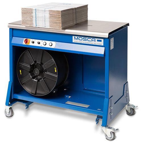 RO-M-Fusion打包机维修  MOSCA打包机配件   厂家直销智能双电机打包机