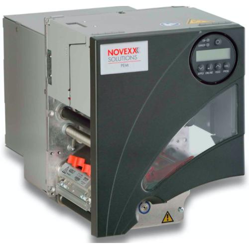 德国NOVEXX 打印贴标机DPM   半自动平面贴标机配件     条码打印贴标机维修