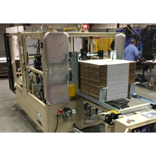 美国KLIPPENSTEIN开箱机    KE300HM开箱机维修    全自动开箱机无人化流水线