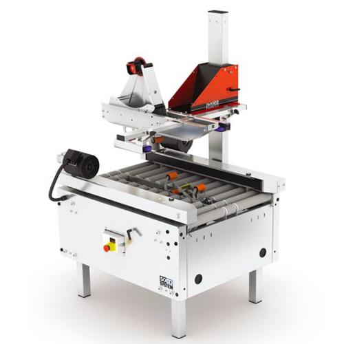 丹麦打包机维修  SOCO丹麦全自动封箱机  手动胶带封箱机
