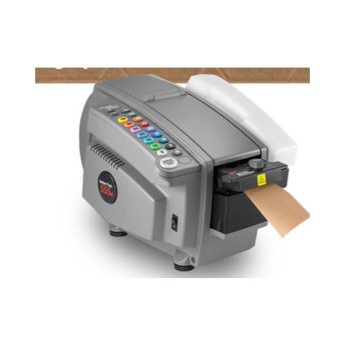 美国BETTER PACKAGE封箱机  湿水牛皮纸封箱机维修   全自动封箱机