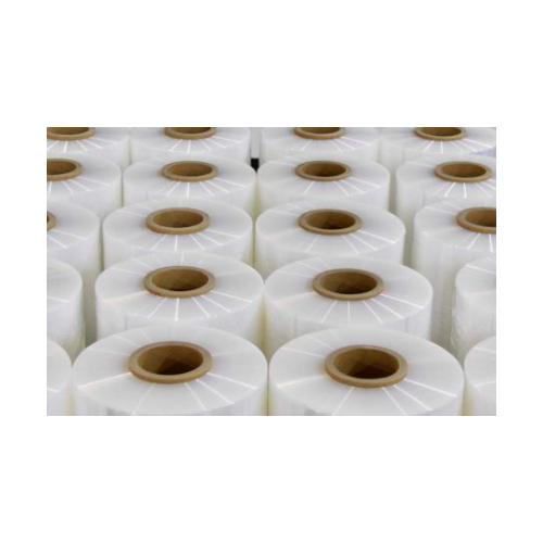 缠绕膜厂家直销 宽塑料薄膜拉伸膜大卷PE工业用保鲜膜打包保护膜包装膜