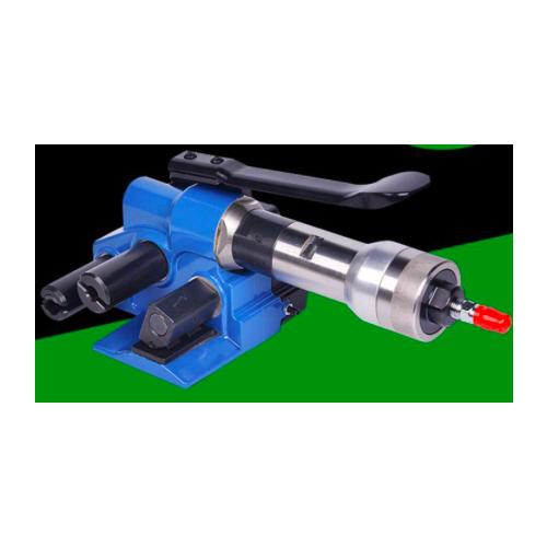 气动纤维打包机 柔性带打包机捆包机 手动纤维带拉紧器