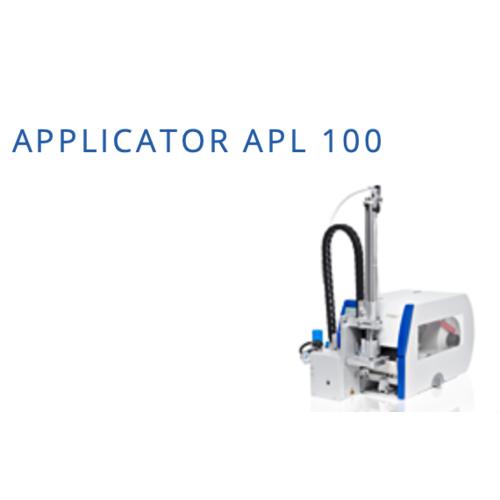 德国valentin 打印贴标机APL 100   全自动平面贴标机       不干胶贴标机