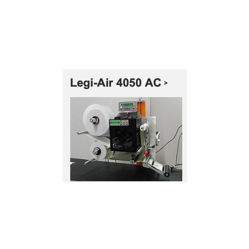 德国Weber 条码打印机   厂家直销德国打印贴标机    Weber 条码打印机Legi-Air 4050C