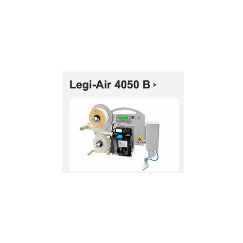 Weber 条码打印机Legi-Air 4050B    厂家直销打印贴标机   德国打印贴标机维修