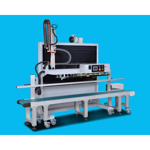 连续式电磁感应封口机    全自动连续式封口机   台湾SHOWY连续式封口机SY-905VH