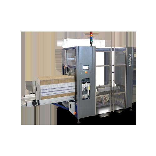 立式低速食品开箱机   美国CI-2000开箱机配件     自动底部开箱封箱机