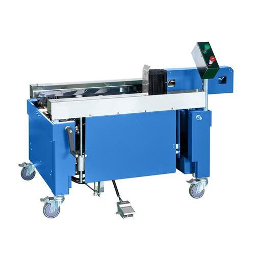昶安半自动开箱机CHS-6301   厂家定制一字纸箱开箱机    工厂直供高速开箱机