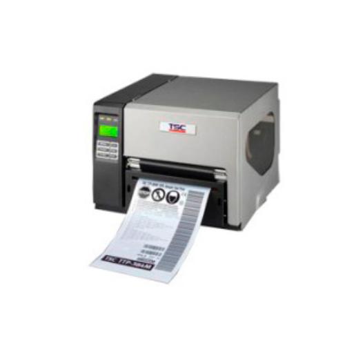 台湾TSC条码打印机TTP-384M   服装吊牌水洗唛打印机   58mm便携无线蓝牙热敏打印机