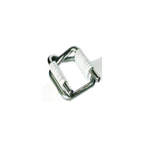 回型钢丝扣生产厂家 纤维柔性打包带打包扣