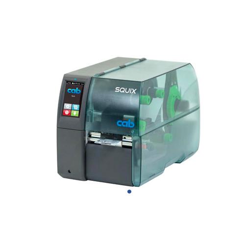 德国CAB 条码打印机 SQUIX 4M   跨境蓝牙打印机     喷墨卷筒打印机