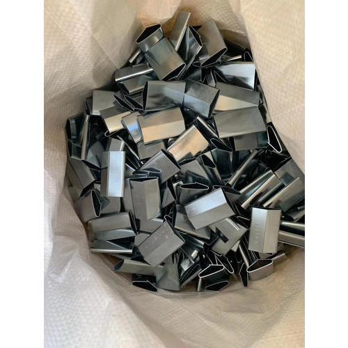 塑钢专用打包扣 铁皮钢带打包扣 机用铁皮扣 镀锌铁皮扣