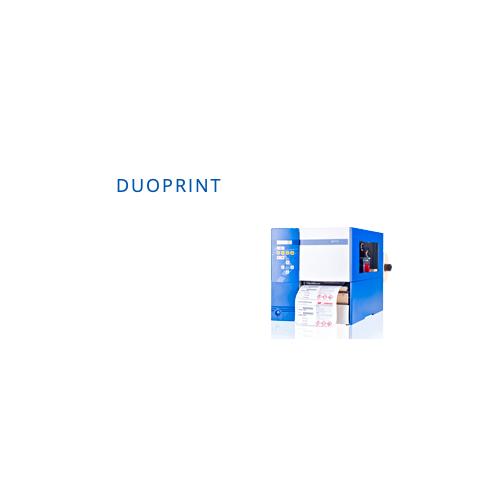 58mm便携无线蓝牙热敏打印机   热敏不干胶打印机  德国VALENTIN条码打印机DUOPRINT