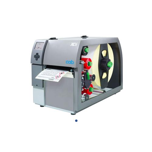 彩色标签打印机   多功能条码不干胶打印机   德国CAB 条码打印机XC4 XC6