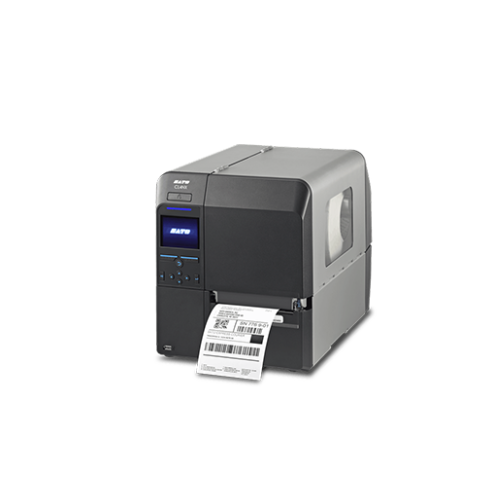 SATO 条码打印机CL4NX    条码快递电子面单标签打印机   日本SATO条码打印机  热敏不干胶打印机