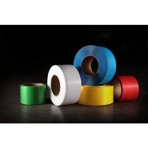 热熔打包带pp 全新料机用塑料捆扎带 自动透明白色包装带