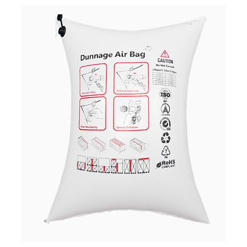 厂家批发货柜物流运输气泡袋缓冲气囊纸复合袋集装箱充气袋