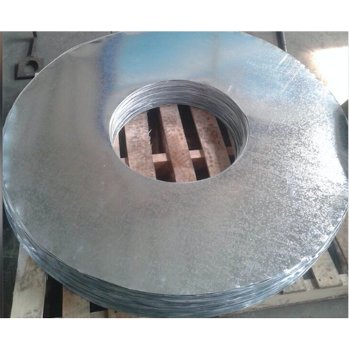 镀锌侧护板钢卷包装保护板不易磨损加厚金属配件端护板