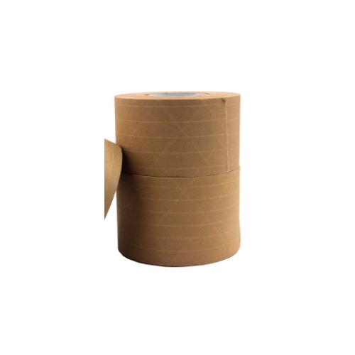 牛皮胶纸 湿水加线牛皮胶纸 出口打包纤维牛皮胶纸
